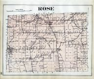 Rose 001, Wayne County 1904